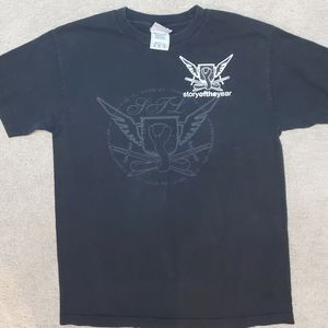 Story of the Year rare shirt